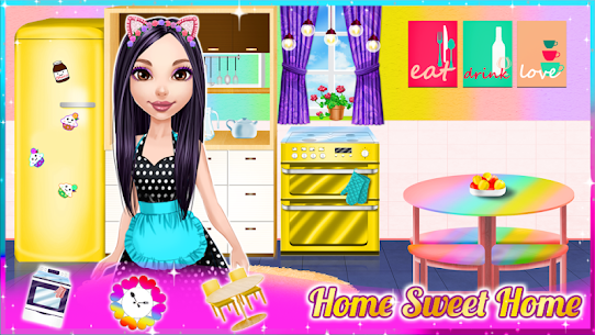 Dream Doll House – Decorating Game Apk 4