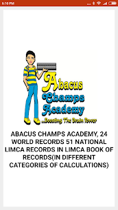 Abacus Champs Academy Brain For Pc – Free Download For Windows 7/8/10 And Mac 5
