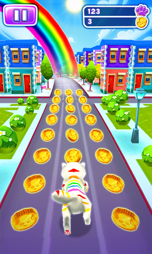 Cat Run Simulator - Kitty Cat Run Game  screenshots 19