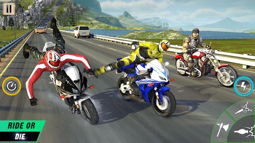 Bike Attack New Games: Bike Race Action Games 2020 3.0.26 screenshots 3