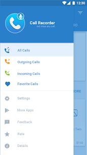 Auto call recorder 4.0 Mod + Data Download 1