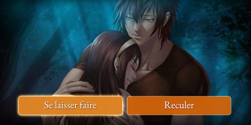 Code Triche Moonlight Lovers Aaron : Vampire / Dating Sim (Astuce) APK MOD screenshots 6