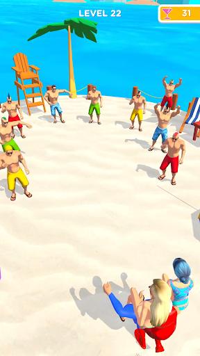 Beach Party Run Apkfinish screenshots 6
