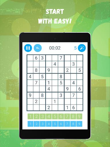 Sudoku: Train your brain screenshots 7