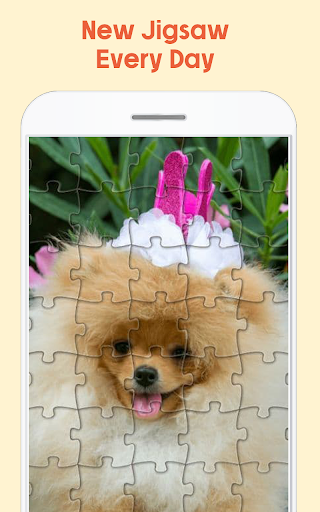 Jigsaw Puzzles - Free Puzzle Games 5000+ pictures Varies with device screenshots 1