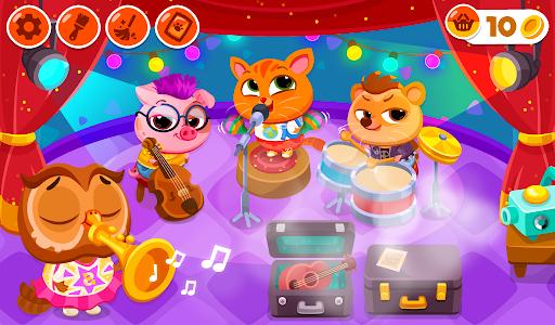 Bubbu School u2013 My Cute Animals apkpoly screenshots 16