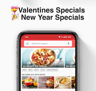 Soup Recipes - Soup Cookbook app 11.16.218 Screenshots 12