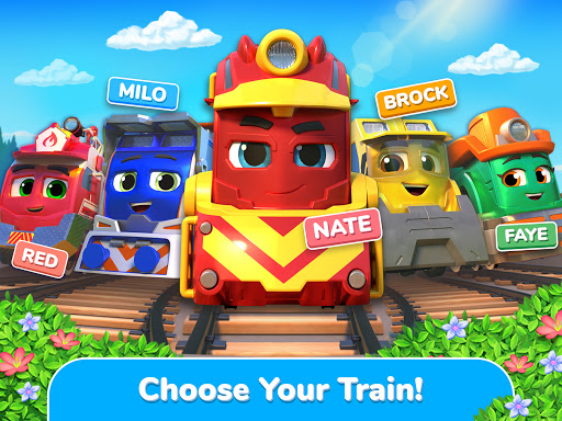 Mighty Express - Play & Learn with Train Friends android2mod screenshots 12