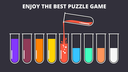Water Sort - Color Sorting Game & Puzzle Game  screenshots 22