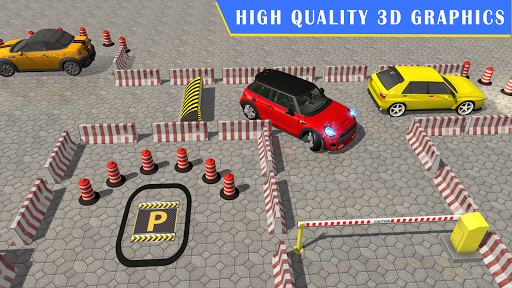 Real Car Parking Simulator 3D: Car Driving School painmod.com screenshots 11