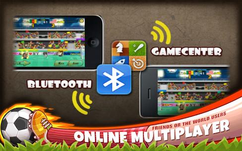 Head Soccer APK MOD 6.13.1 (Unlimited Money) 9
