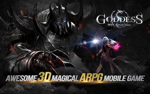 Goddess: Primal Chaos – English 3D Action MMORPG Ver. 1.82.22.092800 MOD MENU APK | Instant Win | Debug | ATK Multi | DEF Multi | No CD | No monster ATK | No Ads 2