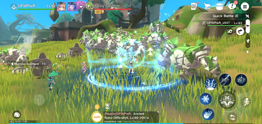 The Legend of Neverland  screenshots 12