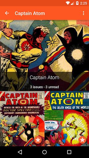 Astonishing Comic Reader  Screenshots 5
