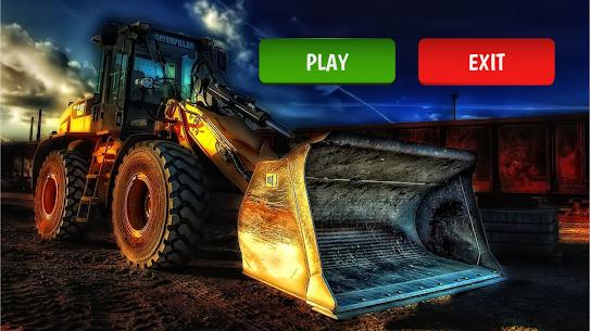 Construction Loader Truck Simulator 1