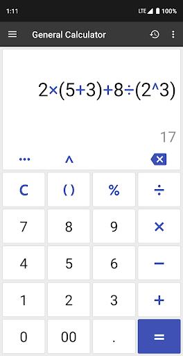 ClevCalc - Calculator 2.17.0 APK screenshots 2