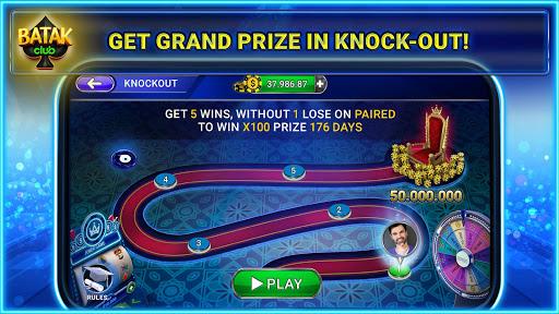 Batak Club - Online & Offline Spades Game 7.1.28 screenshots 8