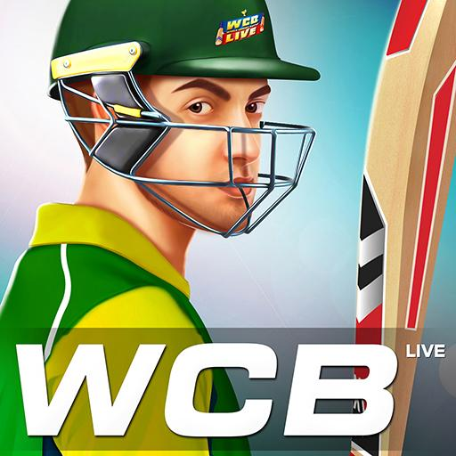 WCB LIVE Cricket Multiplayer:Play PvP Cricket Game