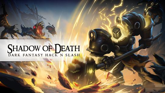 Shadow of Death  Dark Knight – Stickman Fighting Apk Download 1