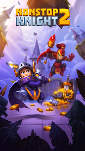 Nonstop Knight 2 MOD APK (Unlimited Gems) 1