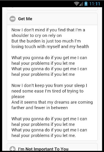 Sia Lyrics For PC Windows (7, 8, 10, 10X) & Mac Computer Image Number- 8