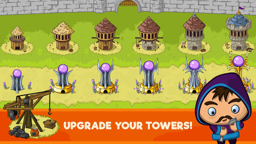 Idle Tower Kingdom 1.1.1 screenshots 2