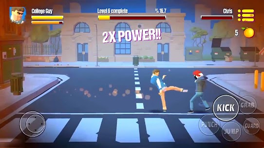 City Fighter vs Street Gang MOD (Free Purchase) 2