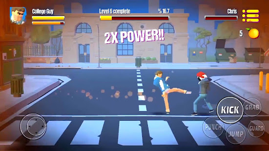 City Fighter vs Street Gang 2.1.6 screenshots 2