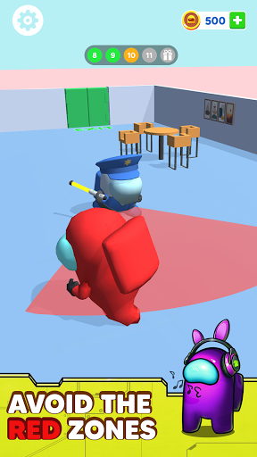 Impostor Escape apkslow screenshots 3