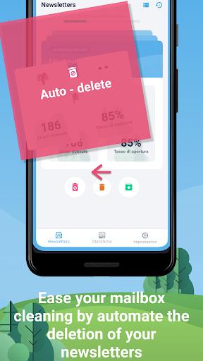 Email Cleaner: block & delete spam and newsletter apktram screenshots 8