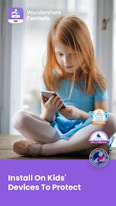 App for kids' devices - FamiSafe Jr 5.1.0.184