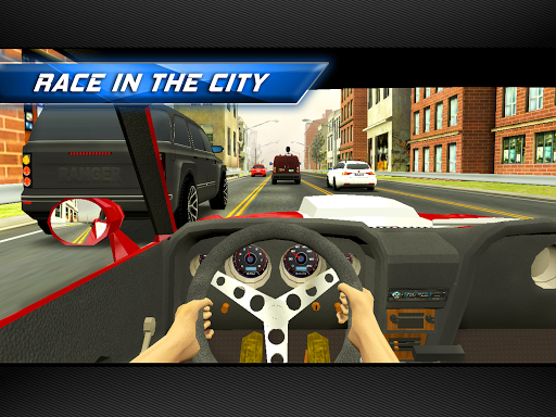 Racing in City - In Car Driving 3D Fast Race Game 2.0.2 screenshots 5