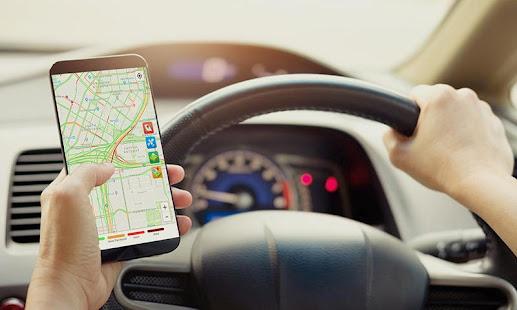 Live Satellite View GPS Map Travel Navigation