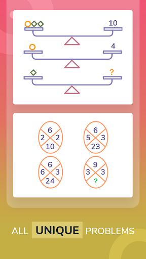 Math Games - Math Puzzles , Best Riddles & Games apkpoly screenshots 6