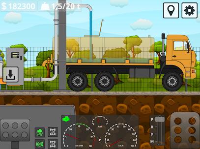 Mini Trucker – 2D offroad truck simulator MOD APK 1.6.0 (Purchase Free) 12