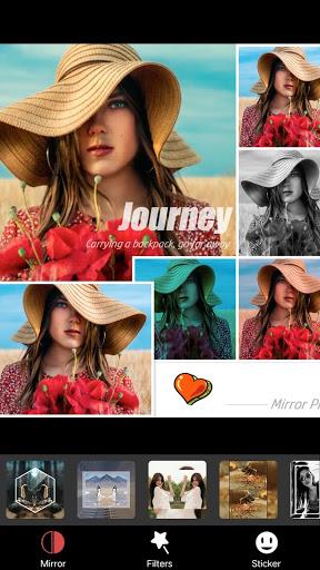 Photo Editor Pro,MirrorApp Collage Maker-MirrorPic apktram screenshots 3