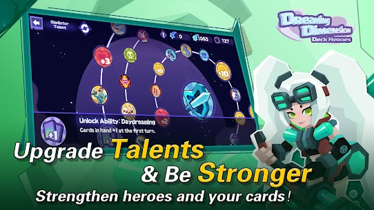 Dreaming Dimension Mod Apk: Deck Heroes (Unlimited Coins) 5