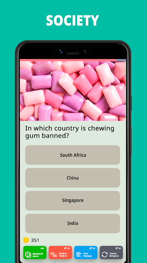 Free Trivia Game. Questions & Answers. QuizzLand.  screenshots 18
