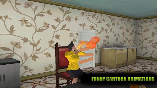 Evil Scary Teacher Creepy Game: Horror House 3D 10