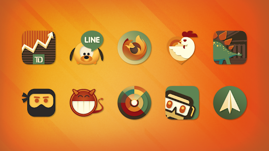 Dynasty Retro Icon Pack v4.5 [Patched] 1