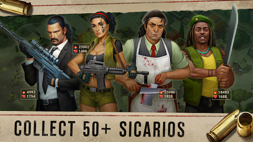 Narcos: Cartel Wars. Build an Empire with Strategy 1.42.01 screenshots 8