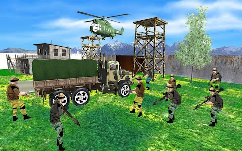 US army transport heavy For Pc – Free Download On Windows 10/8/7 And Mac 2