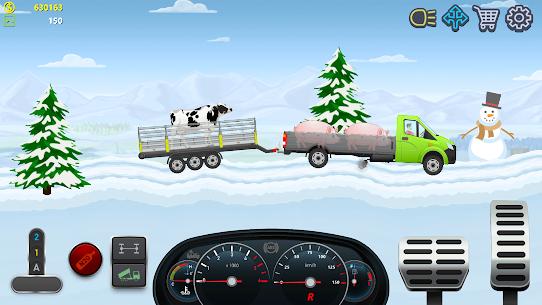 Trucker Real Wheels – Simulator MOD APK 3.6.5 (Unlimited Money) 7