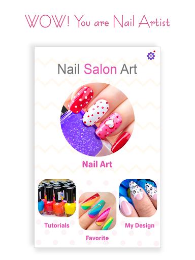Nail Art Salon - New Manicure & Makeup Games 2021 1.0 screenshots 9
