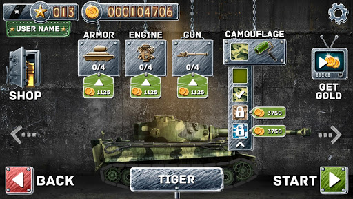 Front Line Hills: Tank Battles  screenshots 5