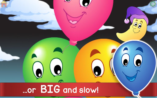 Kids Balloon Pop Game Free ud83cudf88 26.1 screenshots 8