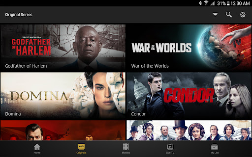 Foto do EPIX NOW: Watch TV and Movies
