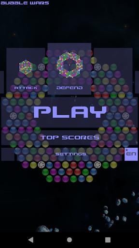 Bubble Wars  screenshots 1