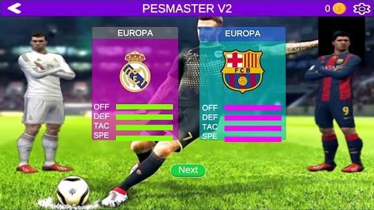 Free PesMaster V2 2021 Apk Download 2021 5