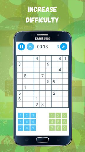 Sudoku: Train your brain screenshots 4